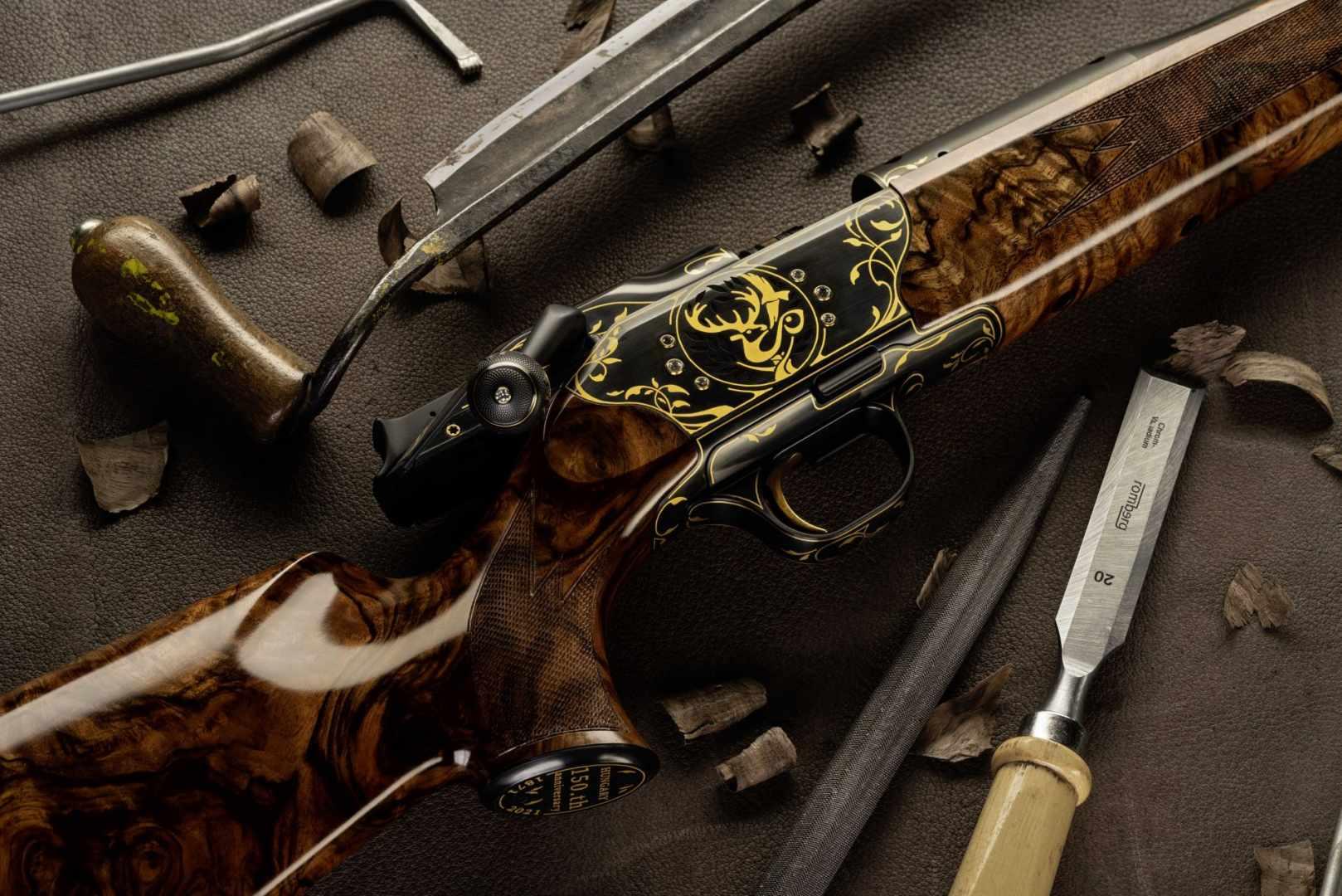 Tökéletesség és maximális funkcionalitás – Licitáljon az R8 OWN vadászpuskára!